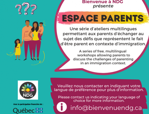 New project – Espace parents