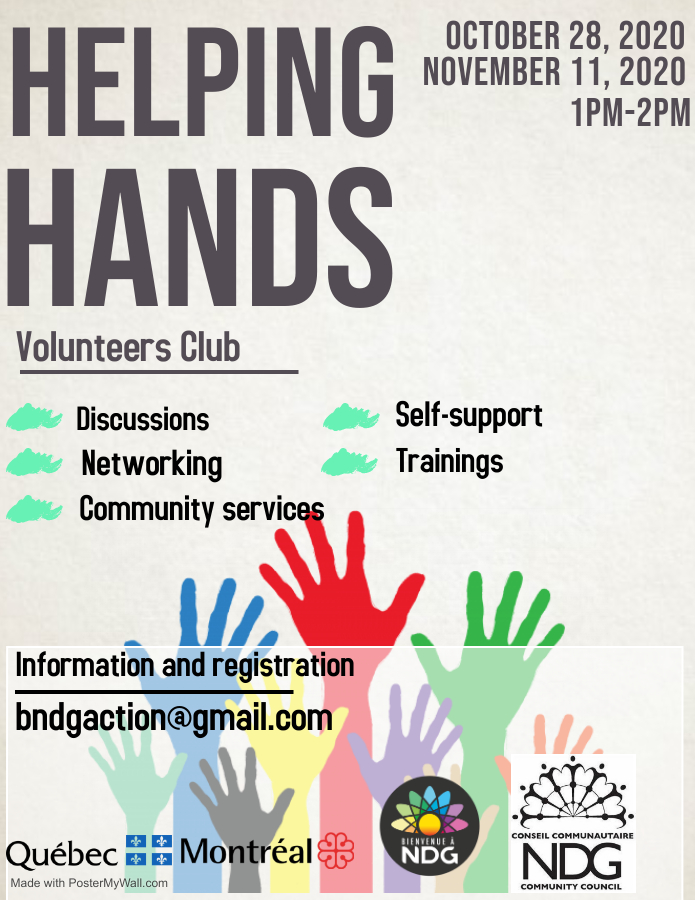 Volunteers Club: Helping Hands