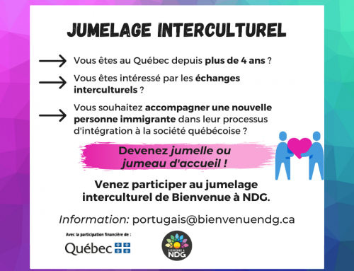 Jumelage interculturel – Intercultural twinning