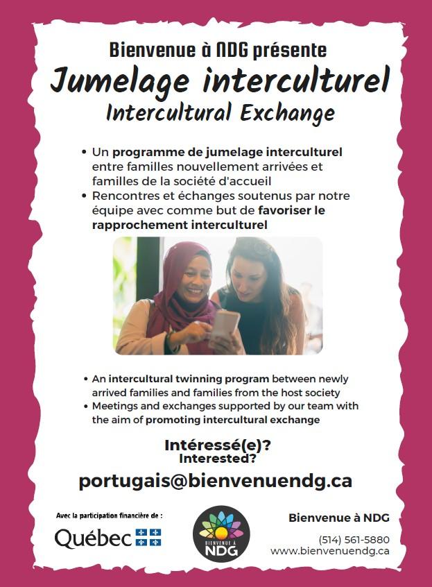 Programme de Jumelage interculturel